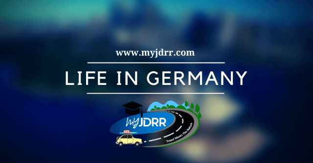 Life in Germany - My JDRR - Facebook group
