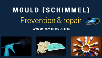Mould (Schimmel) - Prevention & repair