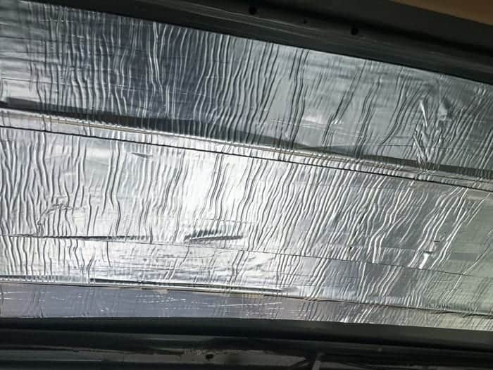 Soundproofing - adding sound dampening material to a Jeep