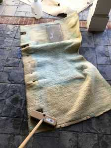 Power Wash Carpet and Rugs