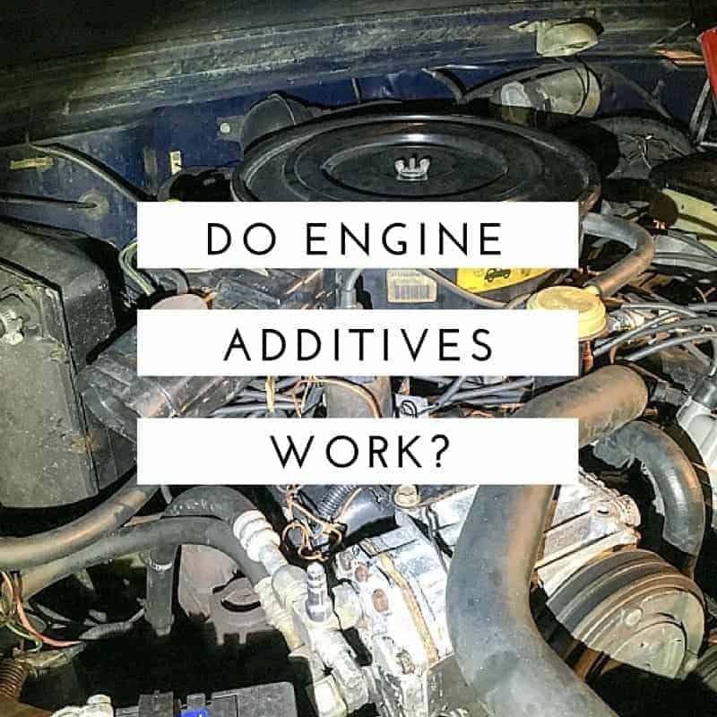 Do engine oil additives work my jeep and me for What does motor oil do