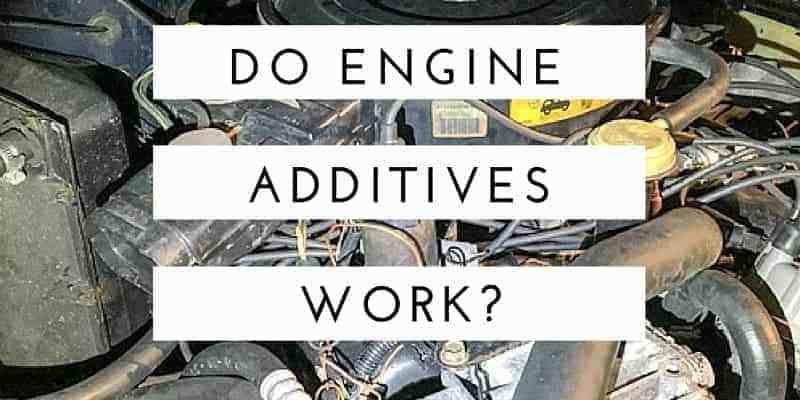 Do Engine Additives Really Work?