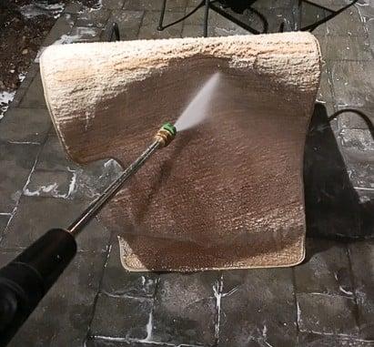 Power Wash Carpet
