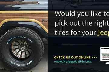 #Wagoneer, #Jeep #JeepLife, #Tires, BFG