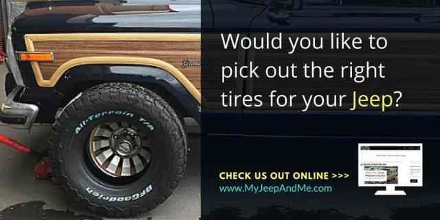 #Wagoneer, #Jeep #JeepLife, #Tires, BFG