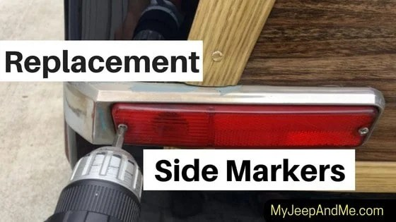 How To Replace Jeep Grand Wagoneer Side Marker Lens and Replacement Base, #Wagoneer, #Jeep, #JEEPLIFE