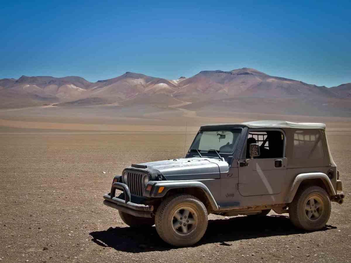 2000 Jeep Wrangler TJ - Overlanding
