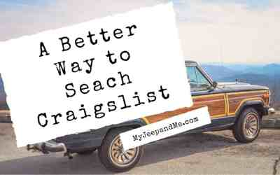 A Better Way to Search Craigslist