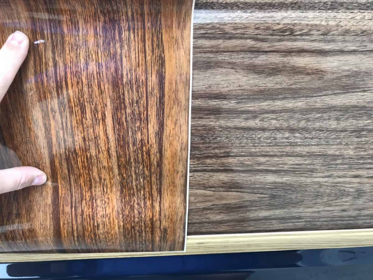 NOS Woodgrain for Jeep Grand Wagoneers