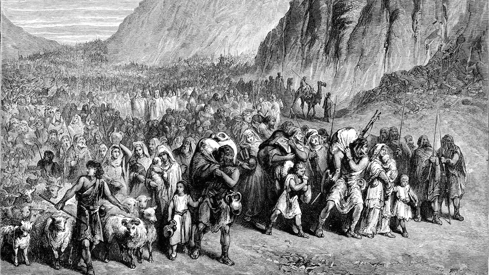 Why The Exodus Was So Significant