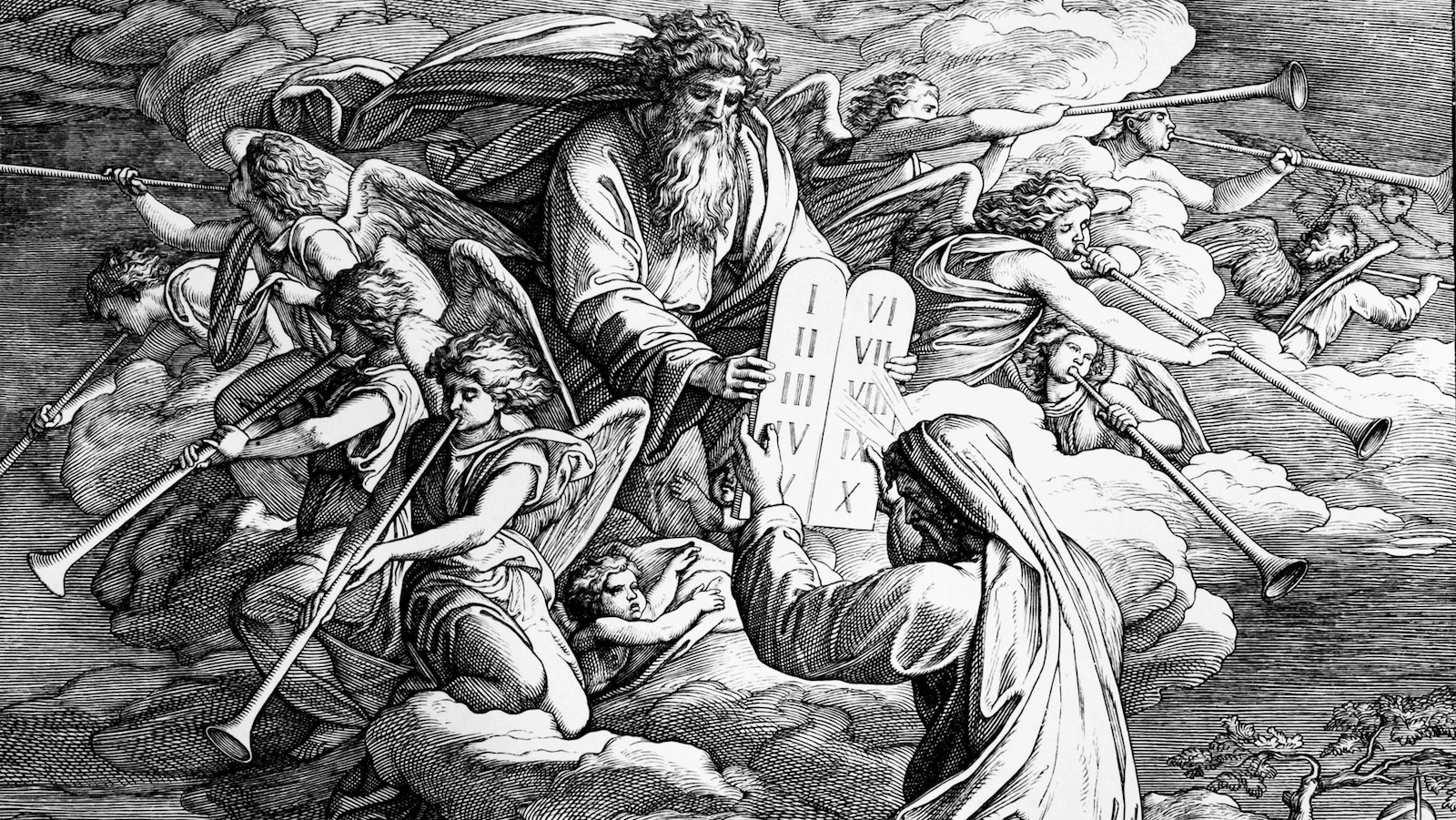 Whatever Happened To The Ten Commandments