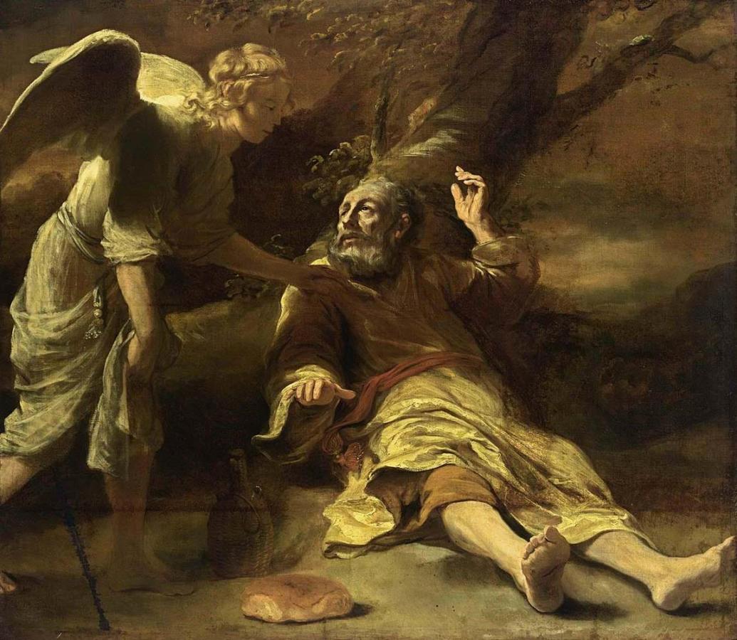 Elijah And Elisha Jordan