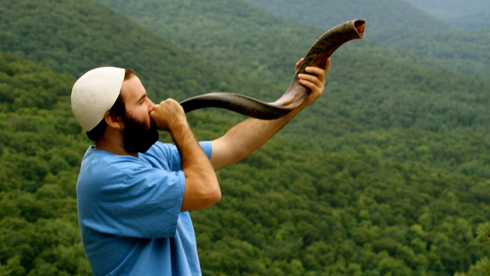 Why is hanging out outside synagogue suddenly cool? What Is a Shofar?   My Jewish Learning