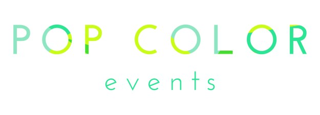 Pop Color Events Logo