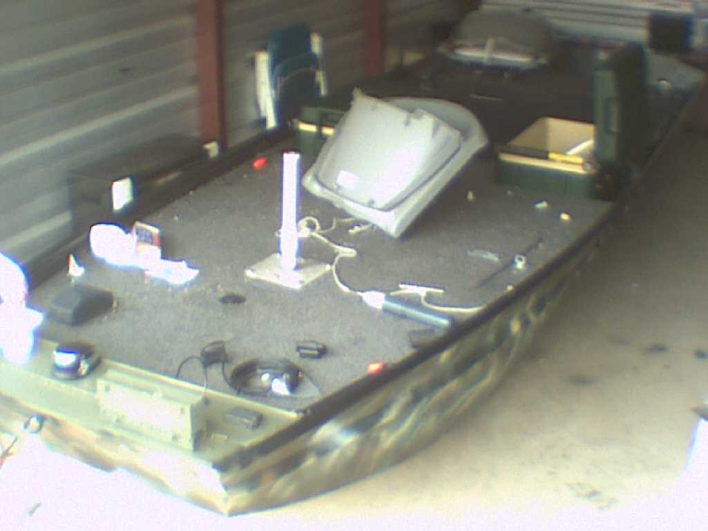 Bill Brotherton S Beautiful Jon Boat