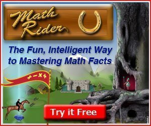 Math Rider {a review}