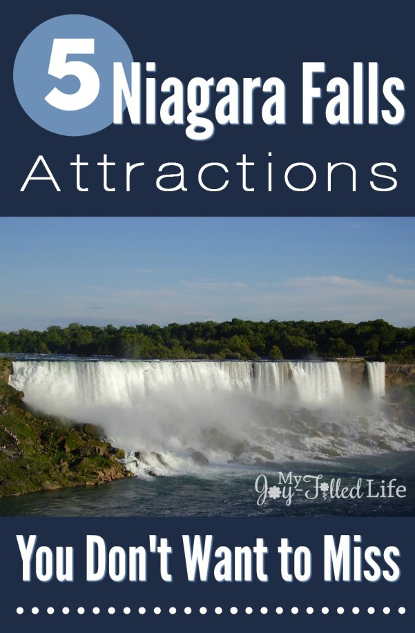 5 Niagara Falls Attractions You Don't Want to Miss