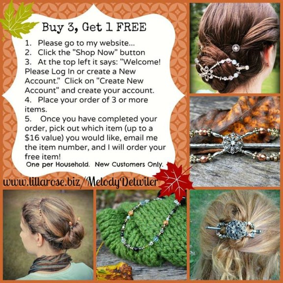 buy 3 get 1 autumn version 2