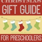 Christmas Gift Guide – For Preschoolers