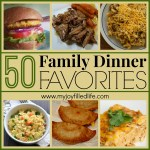 50 Family Dinner Favorites