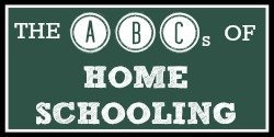 ABCs of Homeschooling sidebar