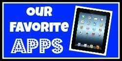 Our Favorite Apps Sidebar