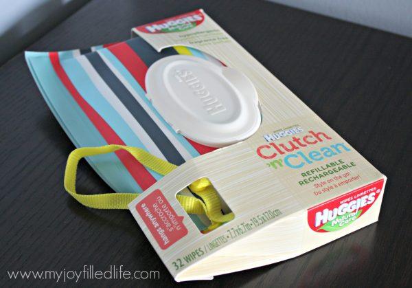 Clutch n Clean Wipes