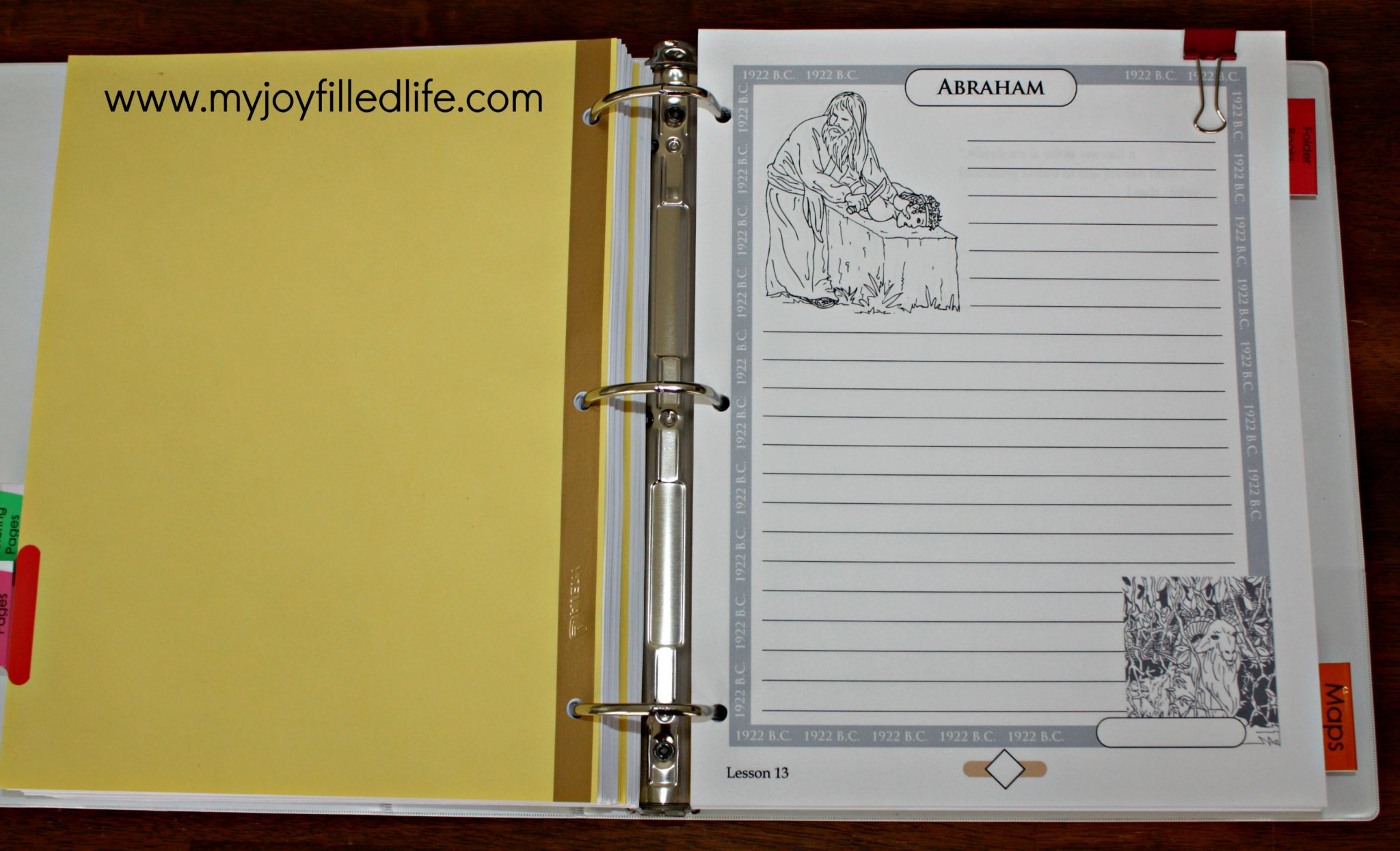 Our Mystery Of History Notebook And Printable Planning