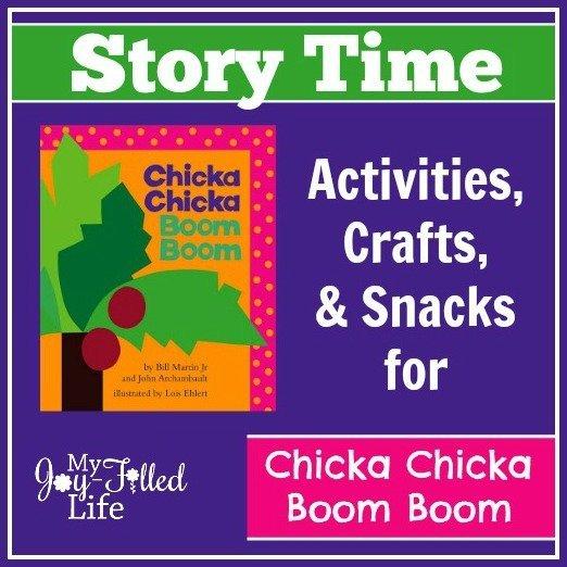 Chicka Chicka Boom Boom Storytime