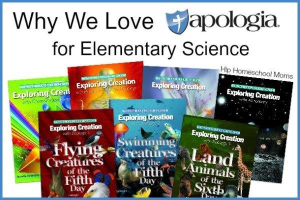 Why We Love Apologia 600x400