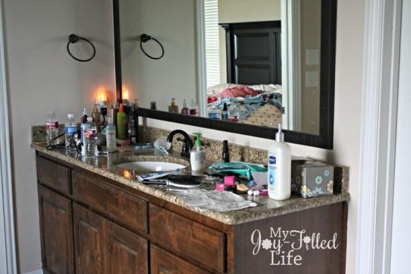 Home Tour Master Bath