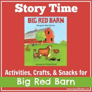 Big Red Barn Story Time