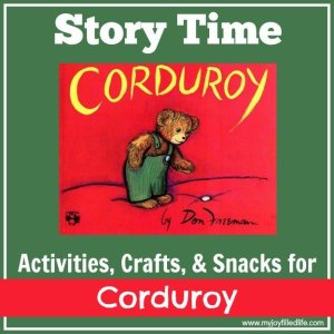 Corduroy Story Time