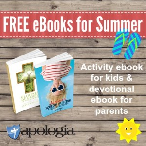 2 FREE eBooks for Summer from Apologia