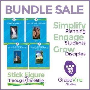 Bundle Sale at GrapeVine Studies