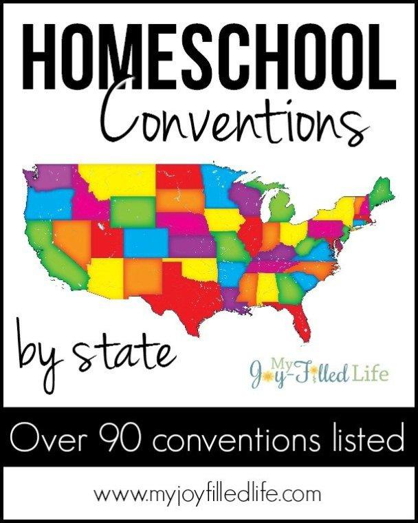 Homeschool Conventions 3