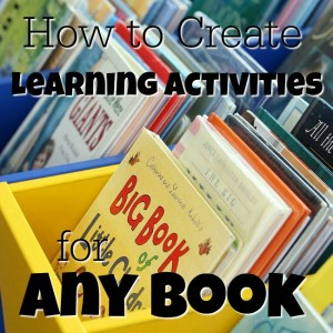 How to Create Learning Activities for Any Book