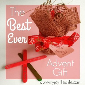 The Best Advent Gift