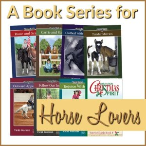 A Book Series for Horse Lovers