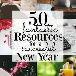 50 Fantastic Resources for a Successful New Year