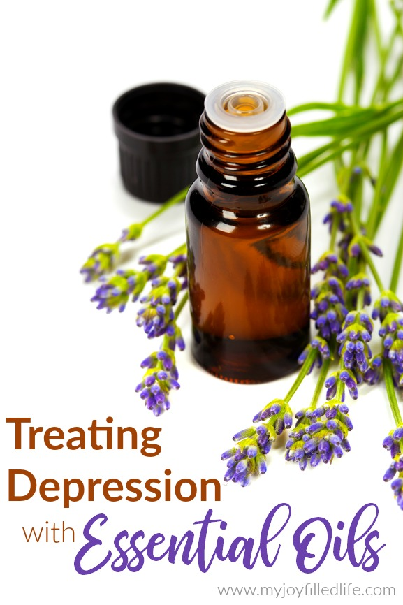 Treating Depression with Essential Oils