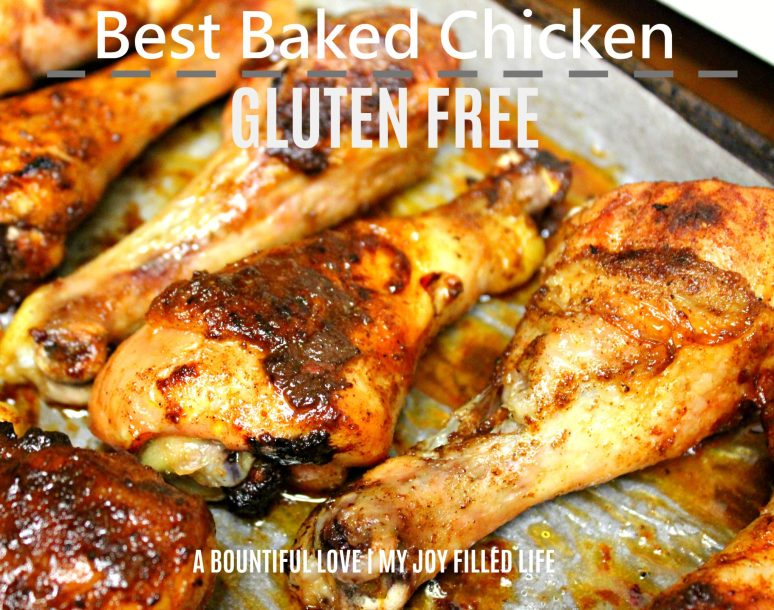 Best Gluten-Free Baked Chicken