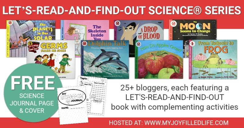 Let's Read and Find Out Science Books and Activities
