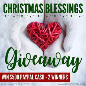 Faith-Building Christmas Gifts for Kids & a BIG CASH Giveaway