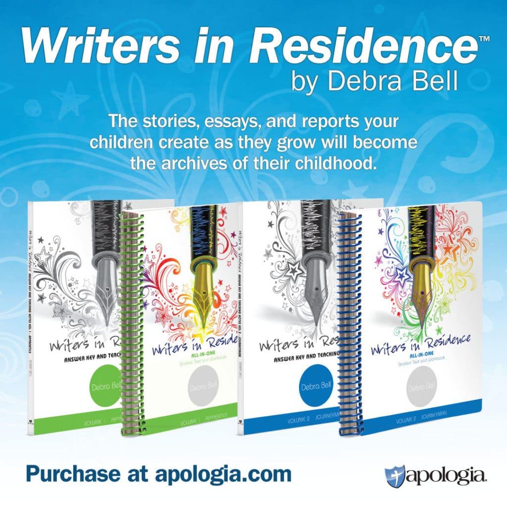 A Comprehensive Language Arts Option For Homeschoolers