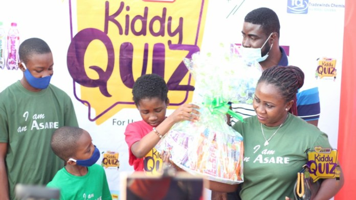11-year-old Mary-Ann Odoom wins maiden Luv FM Kiddy Quiz 4