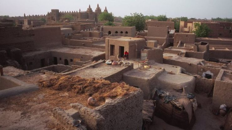 6 Heritage Sites In Africa Under Threat From Climate Change. 39