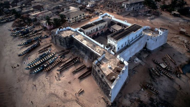 6 Heritage Sites In Africa Under Threat From Climate Change. 36