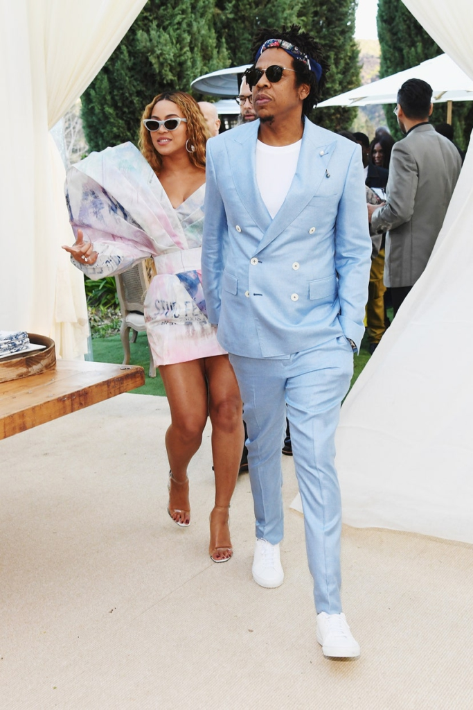 Beyoncé and Jay-Z's ten most iconic couple looks 23