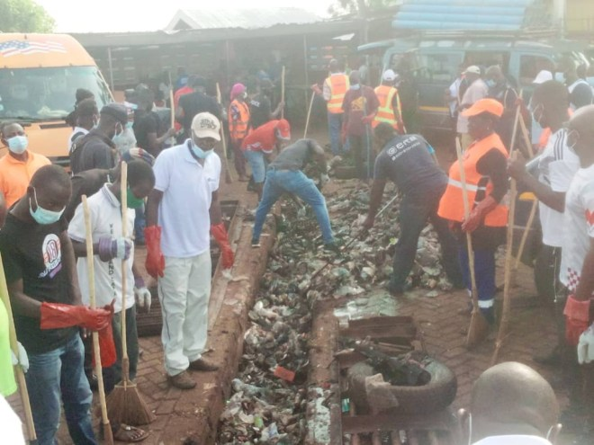 Northern Regional Minister committed to making Tamale clean